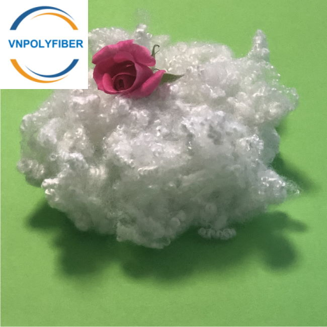 100% polyester recycled staple fiber fill pillow