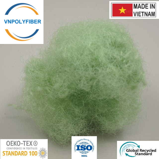 Green Recycled Hollow Conjugated Fiber 436362