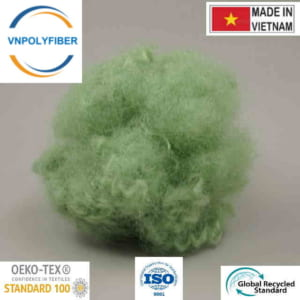 Green Recycled Hollow Conjugated Fiber 4325242