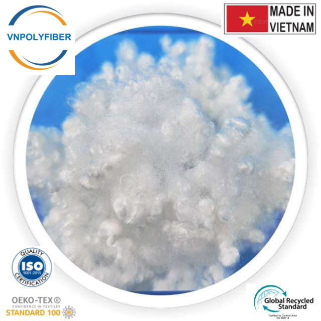 7DX32mm polyester staple fiber filling with cheap price